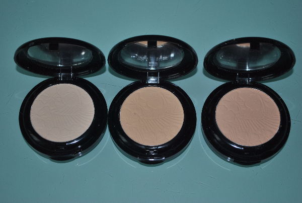Пудра MAC Studio Sculpt Bronzing Powder 2in1 20g. (цветы) mix 3шт