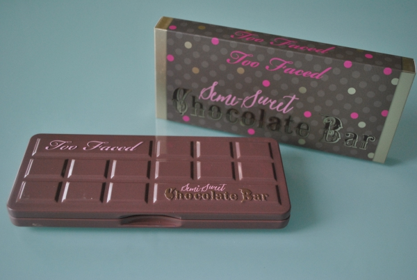 Набор тени Too Faced Chocolate Bar 16цв.