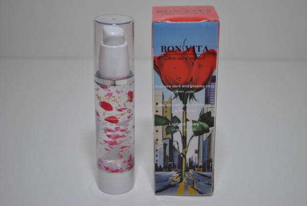 Увлажняющий гель Bon Vita Petals Tender Hydrating Gel 50ml. (с экстрактом розы)