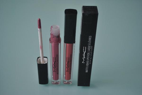 Блеск Mac Matte Liquid Lipstick 8g. #0998