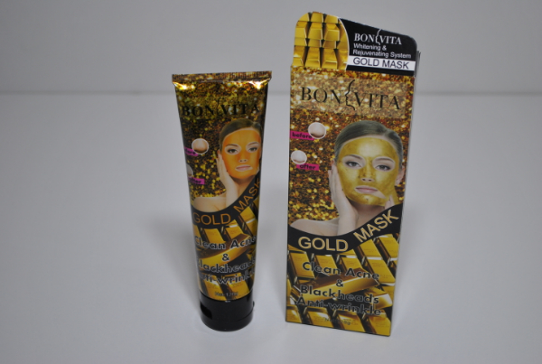 Маска Bon Vita Gold Mask Clean Acne & Blackheads Anti-wrinkle