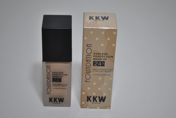 Тональный крем Kylie KKW Foundation Endless Perfection Make Up #8512 mix 3шт.