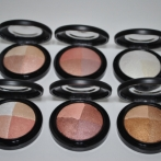 Пудра MAC Mineralize Skinfinish Poudre De Finition 4цв. 10g. mix 6шт