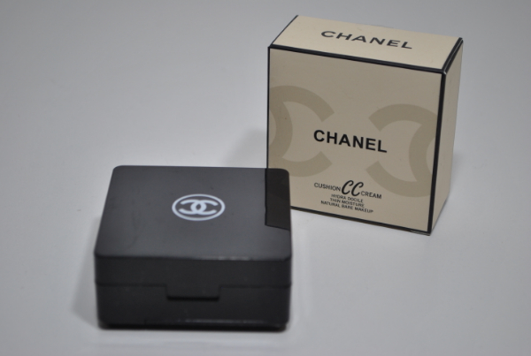 Пудра кушон Chanel Cushion CC Cream 15g.+6g. mix 2шт.