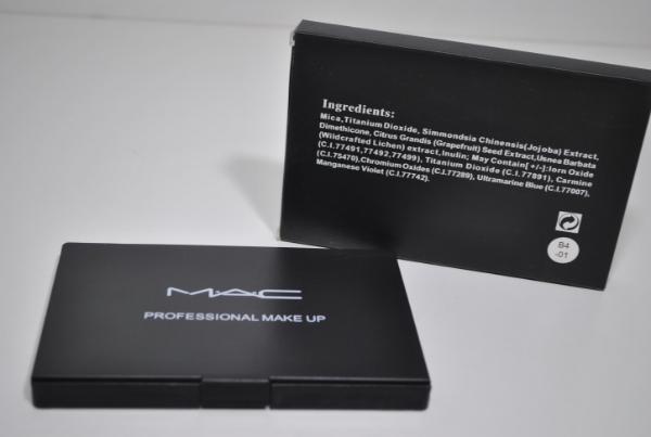 Румяна MAC Professional Make Up B4-01 4цв.