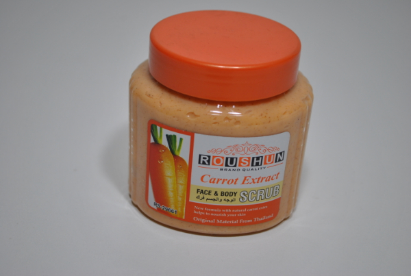 Скраб Roushun Carrot Extract 250ml.