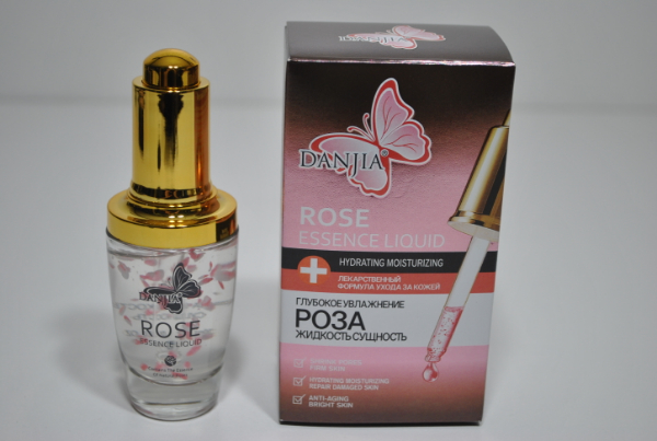 Эссенция Danjia Rose Essence Liquid 30ml. (роза)