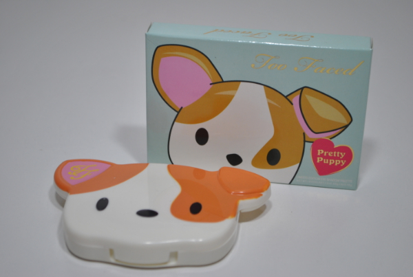 Тени Too Faced Pretty Puppy 6цв.