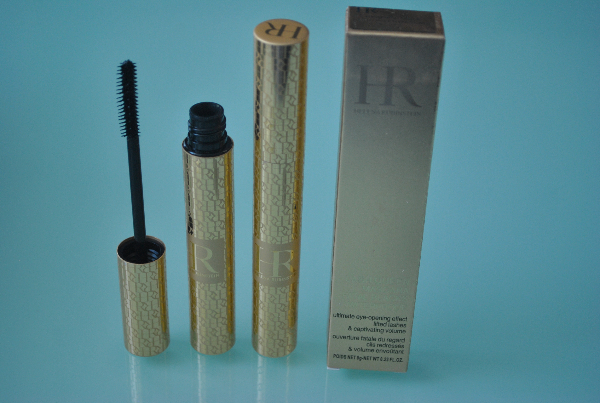 Тушь HR Lash Queen Mascara Fatal Blacks Waterproof 8g. #5630 (золото HR) силикон