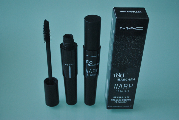 Тушь Mac 180 Mascara Warp Length 12g. #M353 силикон