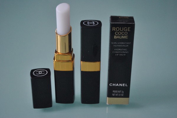 Бальзам для губ Chanel Rouge Coco Baume 3g.