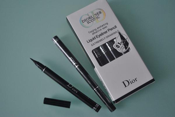 Подводка фломастер Christian Dior Diorliner Iconic