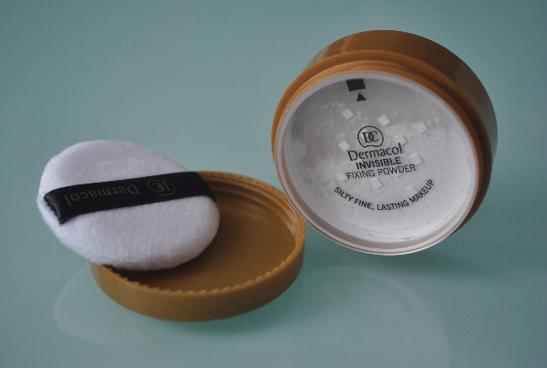 Пудра Dermacol Invisible Fixing Powder 10g.