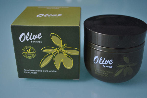 Крем Olive By Wokali Olive Moisturizing & Anti-wrinkle Skin Cream 80g