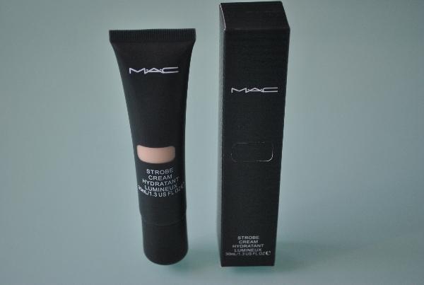 Увлажняющий крем с эффектом сияния MAC Strobe Cream Hydratant Lumineux 30ml. mix 3шт.