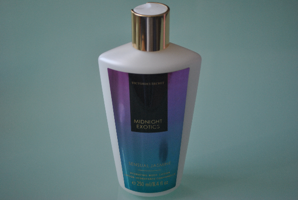 Увлажняющий лосьон для тела Victoria's Secret Midnight Exotics Sensual Jasmine 250ml.