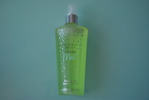 Спрей для тела Victoria's Secret Fragrance Mist Snow Mint 250ml.