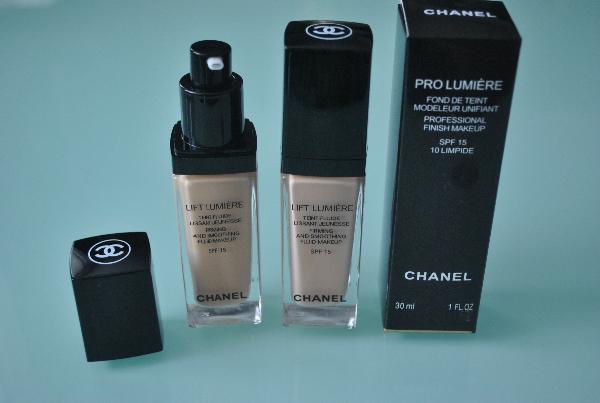 Тональный крем Chanel Pro Lumiere 30ml. mix 6шт.